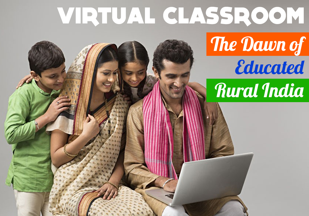 virtual education in india