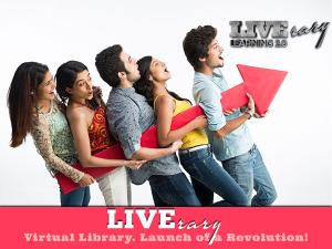 LIVErary – Virtual Library
