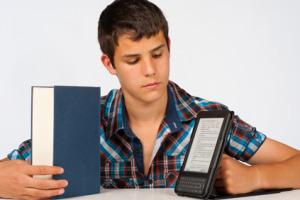 eReaders vs Traditional Books