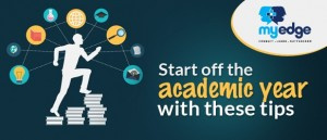 Tips to start new academic year